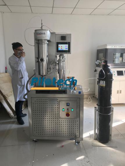 Lab Pharma Spray Drying