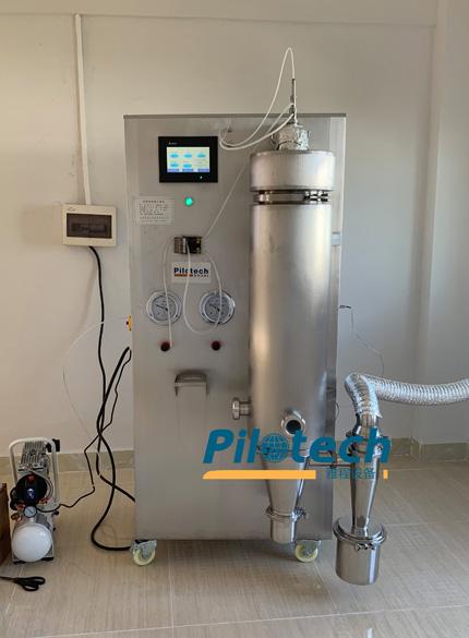 YC018 mini spray dryer for food application