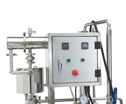 10L Extraction Equipment Detail