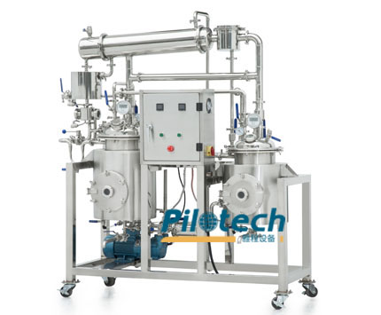 Pilotech 80L Herb Extraction Machine