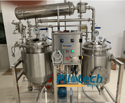 YC100-1- Pilotech Tea Extraction Machine