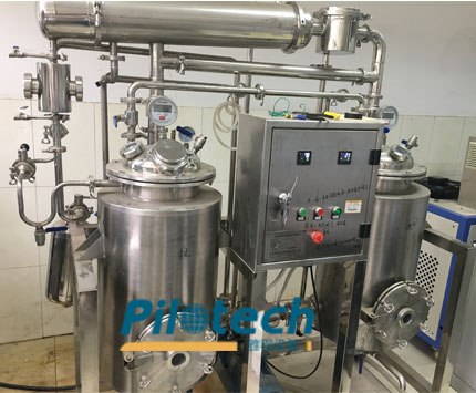 Pilotech Tea Extraction Machine Tank