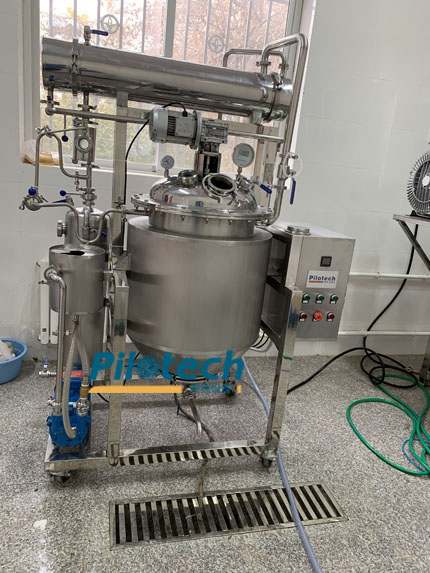 YC120-1-Pilotech Cannabis Oil Extraction Machine