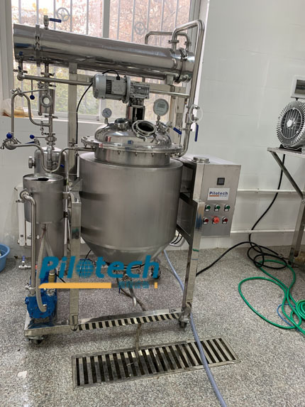 YC150-1- Perfume Extraction Equipment