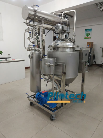 150L Perfume Extraction Equipment