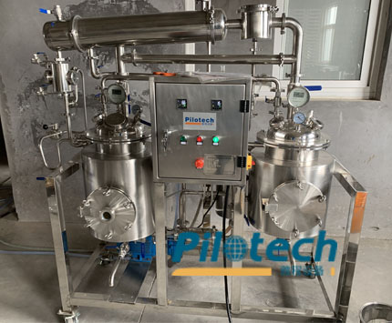 Pilotech Plant Extraction Machine Tank
