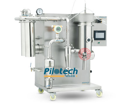 yc015a-1-Lab Solvent Spray Dryer