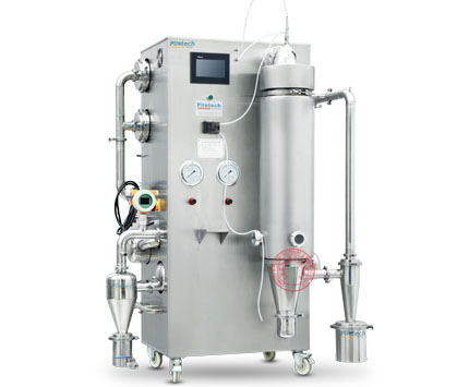 yc018a-1-Pilot Spray Dryer for solvent