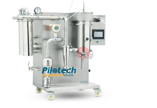 Organic solvent spray dryer