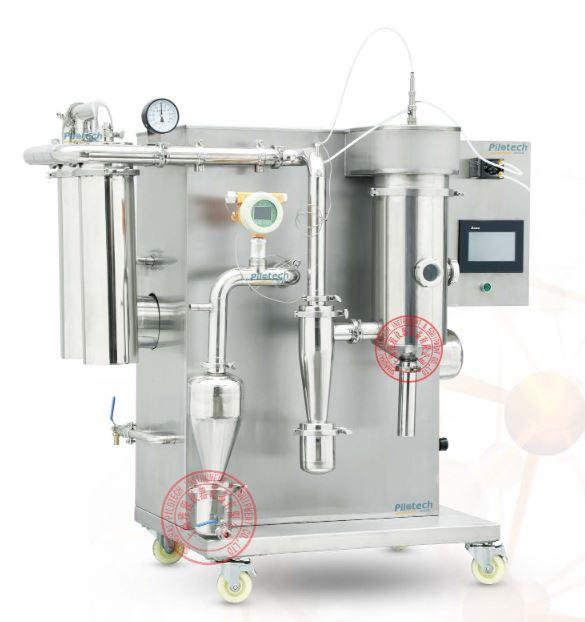 Organic spray dryer machine