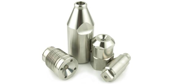 Spray dryer nozzle