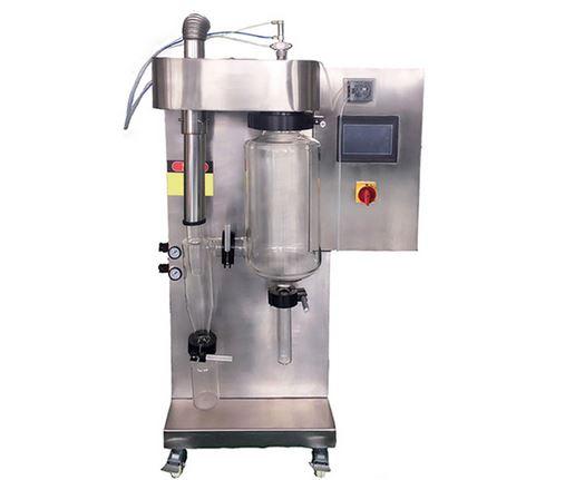 Laboratory vacuum spray dryer