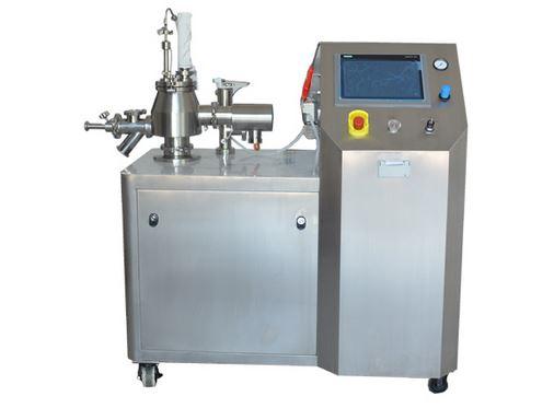 Laboratory high shear mixer granulator