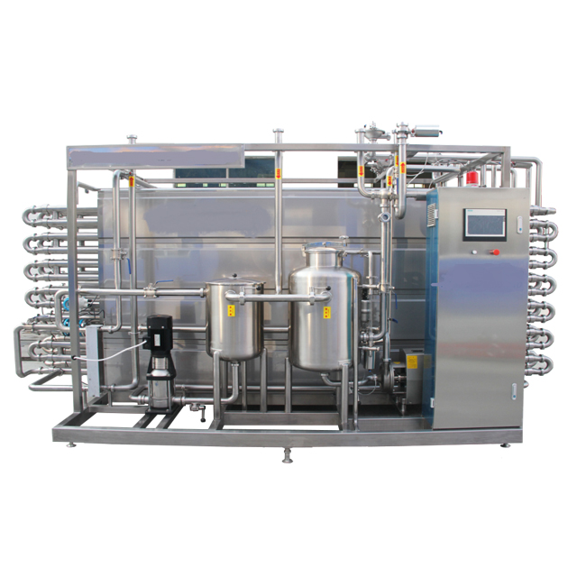 Mini UHT Sterilization Machine