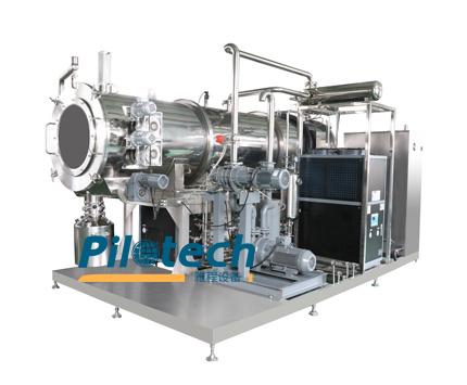 Laboratory Vacuum Belt Dryer