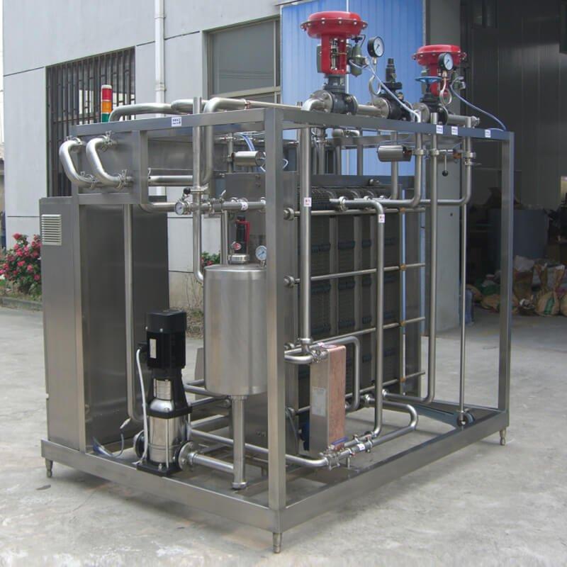 Lab Scale UHT Sterilizer