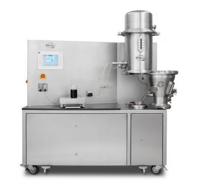 Laboratory Scale Fluid Bed Drying Machine