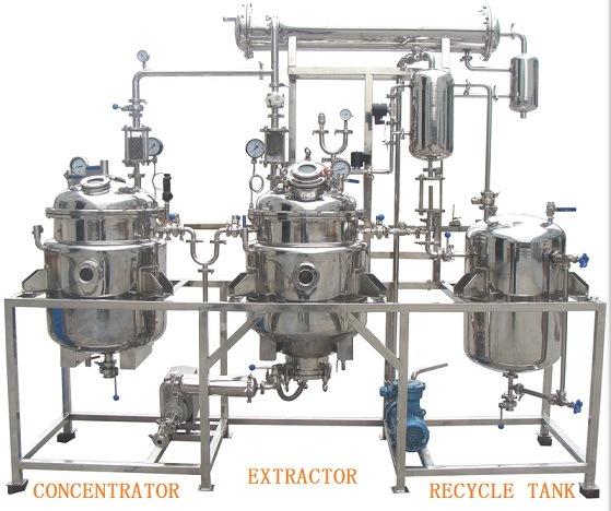 Multifunctional Herb Extraction Machine