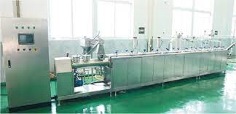 Continuous Counter-Current Extraction System