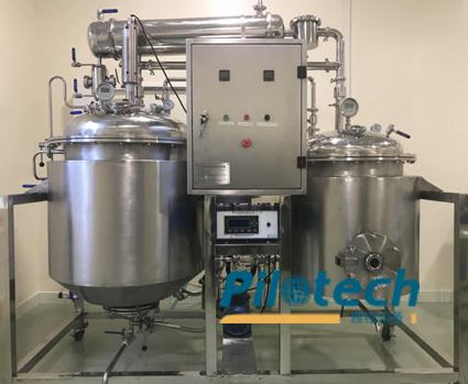 Plant extraction equipment