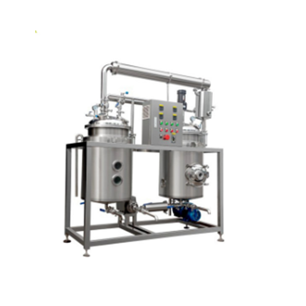 Stainless Steel Tea Extraction Machine
