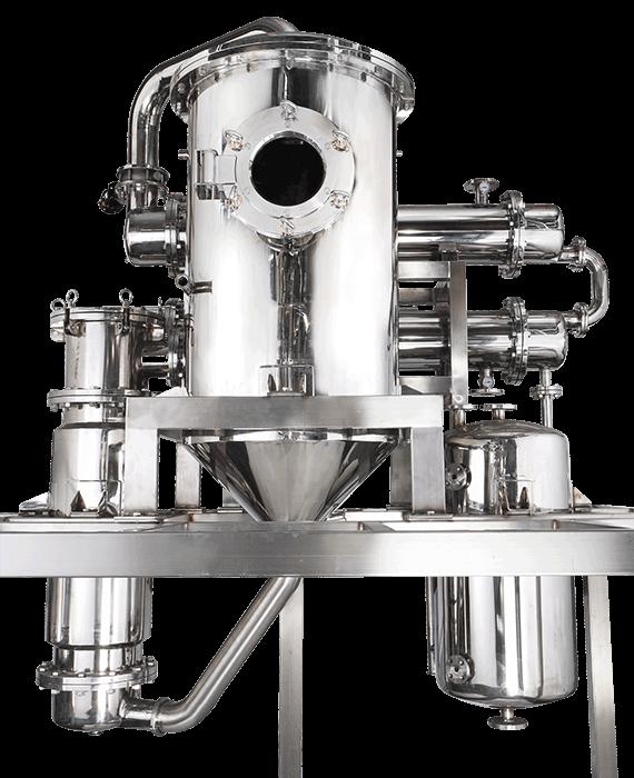 Vacuum Low-Temperature Vacuum Concentration Equipment