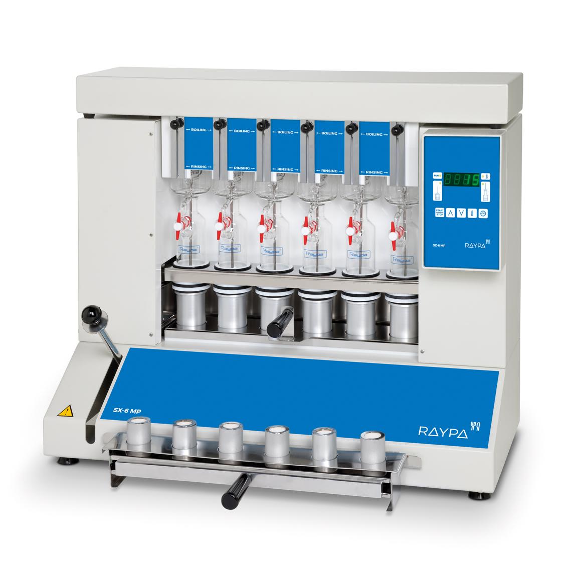 Polar Solvent Extraction Machine