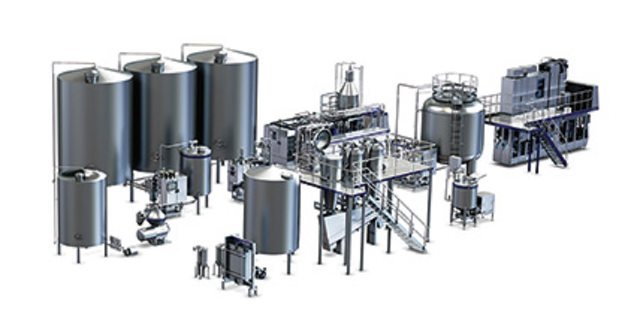 Single Pass Tea Extraction System
