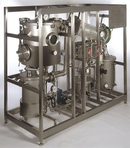 Multi functional extraction machine