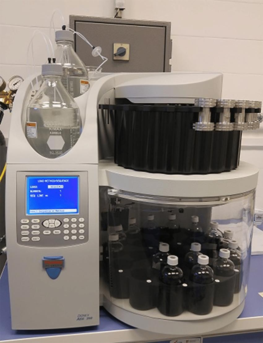 Non Polar Solvent Extraction Machine