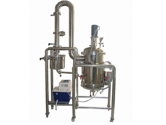 Small-Scale Plant Extraction Machines